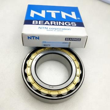 35 mm x 72 mm x 17 mm  TIMKEN 207K  Single Row Ball Bearings